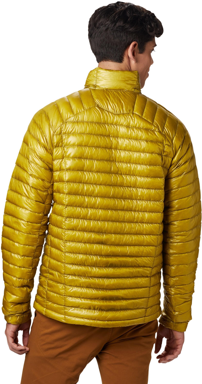 2cb514b4926 Mountain Hardwear M's Ghost Whisperer Down Jacket Dark Citron ...